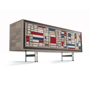 Mondrian Lux Sideboard by YumanMod