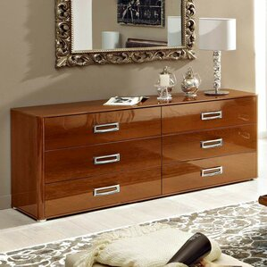 6 Drawer Dresser by Noci Design