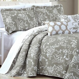 Rae Quilt Set by Andover Mills 2019 Sale