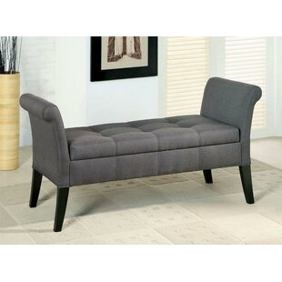 Klaus Upholstered Storage Bench
