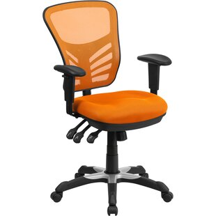Orange Office Chairs  sc 1 st  Wayfair & Orange Office Chairs Youu0027ll Love | Wayfair