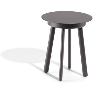 Campagna Aluminum Side Table