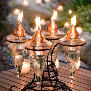 4 Light Tabletop Torch