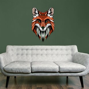 Fox Wall Decal Wayfair