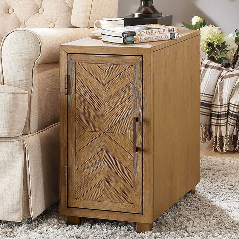 Rustic Table End Side Tables You Ll Love In 2021 Wayfair
