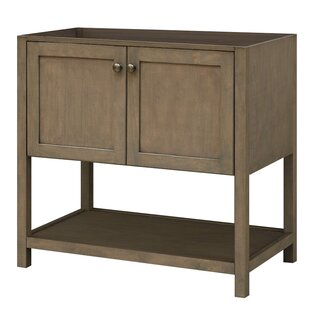 Aiden Bath 36 Bathroom Vanity Base Only By Sunnywood