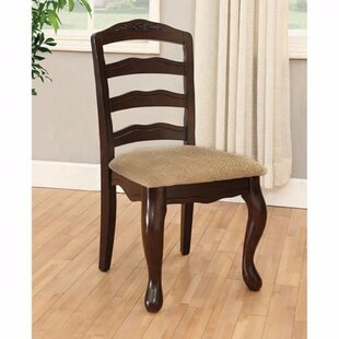 Armina Cottage Wood Dining Chair (Set of 2)