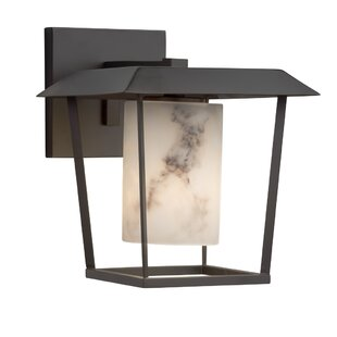 Best Choices Keyon 1-Light Outdoor Sconce By Brayden Studio