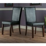 Marylyn Upholstered Dining Chair (Set of 2) by Red Barrel Studio®