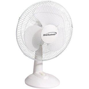 12 Oscillating Table Fan