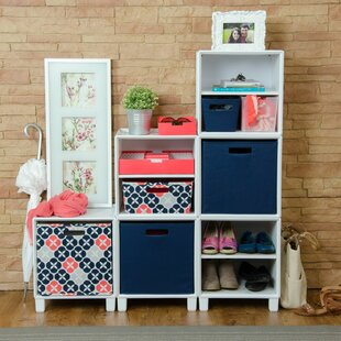 Bester Step Bookcase by Ebern Designs #1