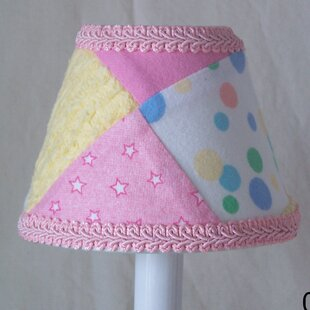 Grandma's Quilt Pastel 11 Fabric Empire Lamp Shade