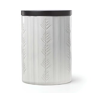 Alpine Carved Kitchen Canister