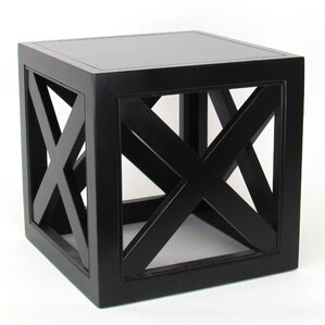 Hunter End Table by Wayborn