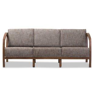 Baxton Studio Arrigo 3 Seater Sofa