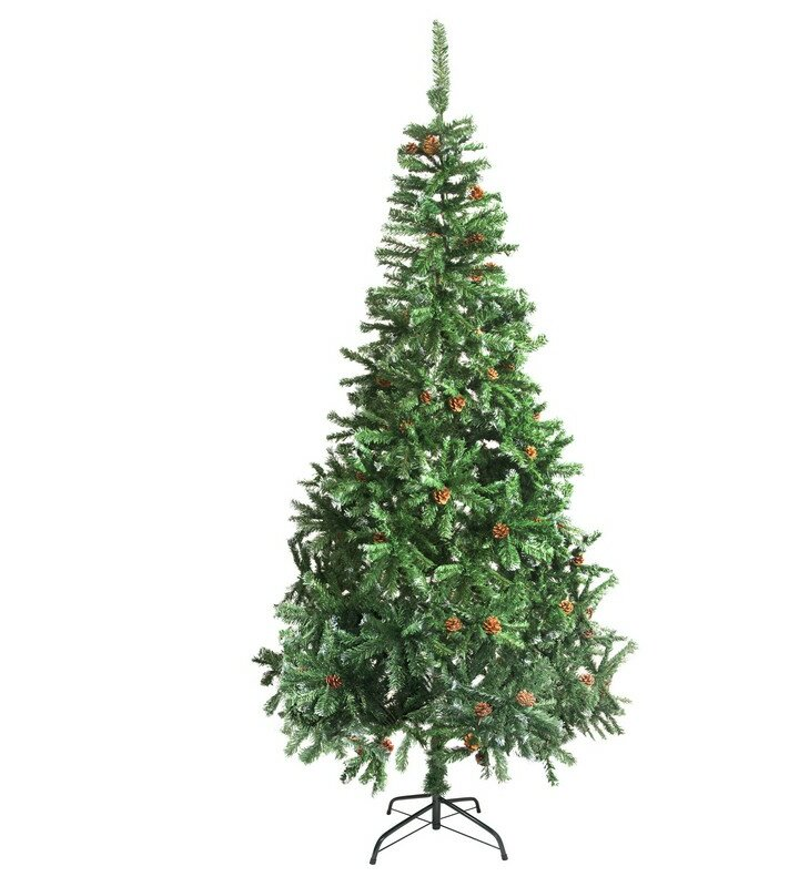 The Holiday Aisle 9' Green Pine Artificial Christmas Tree With