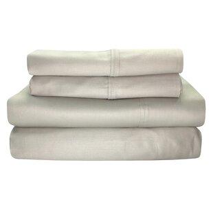 Millsboro 300 Thread Count 100% Cotton Sheet Set