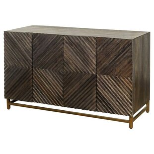 Isabelle 4 Door Accent Cabinet by Brayden Studio