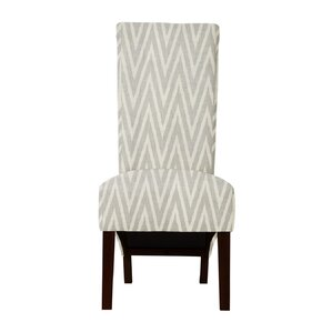 Keyesport Chevron Parsons Chair (Set of 2..