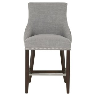 Carnaff 26 Bar Stool by Gracie Oaks No Copount