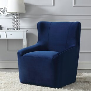 Online Reviews Broadus Swivel Armchair by Ivy Bronx Reviews (2019) & Buyer's Guide