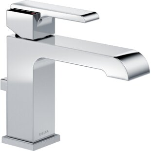 Reviews Ara Single Hole Bathroom Facet By Delta