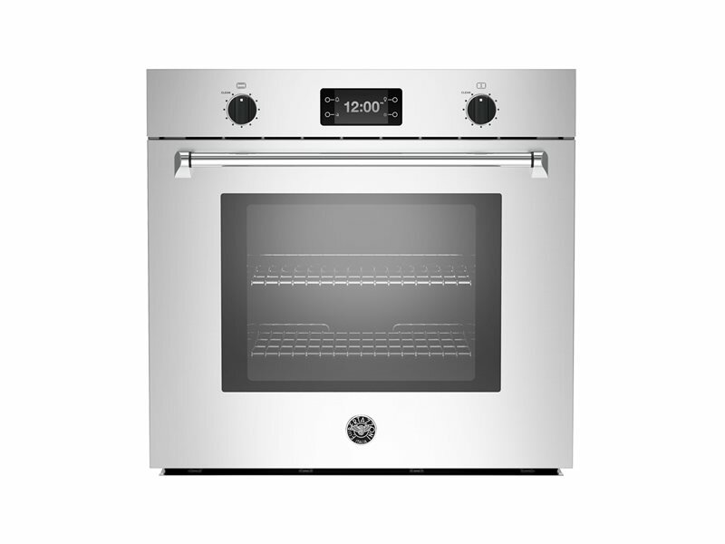 Bertazzoni Master Series 30 Self-Cleaning Convection Electric Single Wall Oven