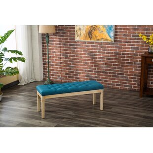 Find Hillcroft Wood Bench By Bungalow Rose