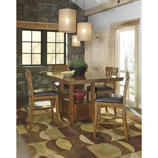 Rebecca 5 Piece Dining Set Andover Mills