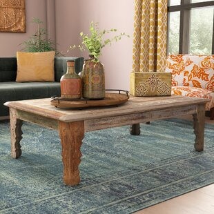 Compare Marvale Coffee Table by Bungalow Rose