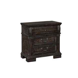 Cannock 2 Drawer Nightstand