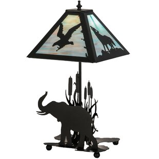 Wildlife on the Loose 21.5 Table Lamp