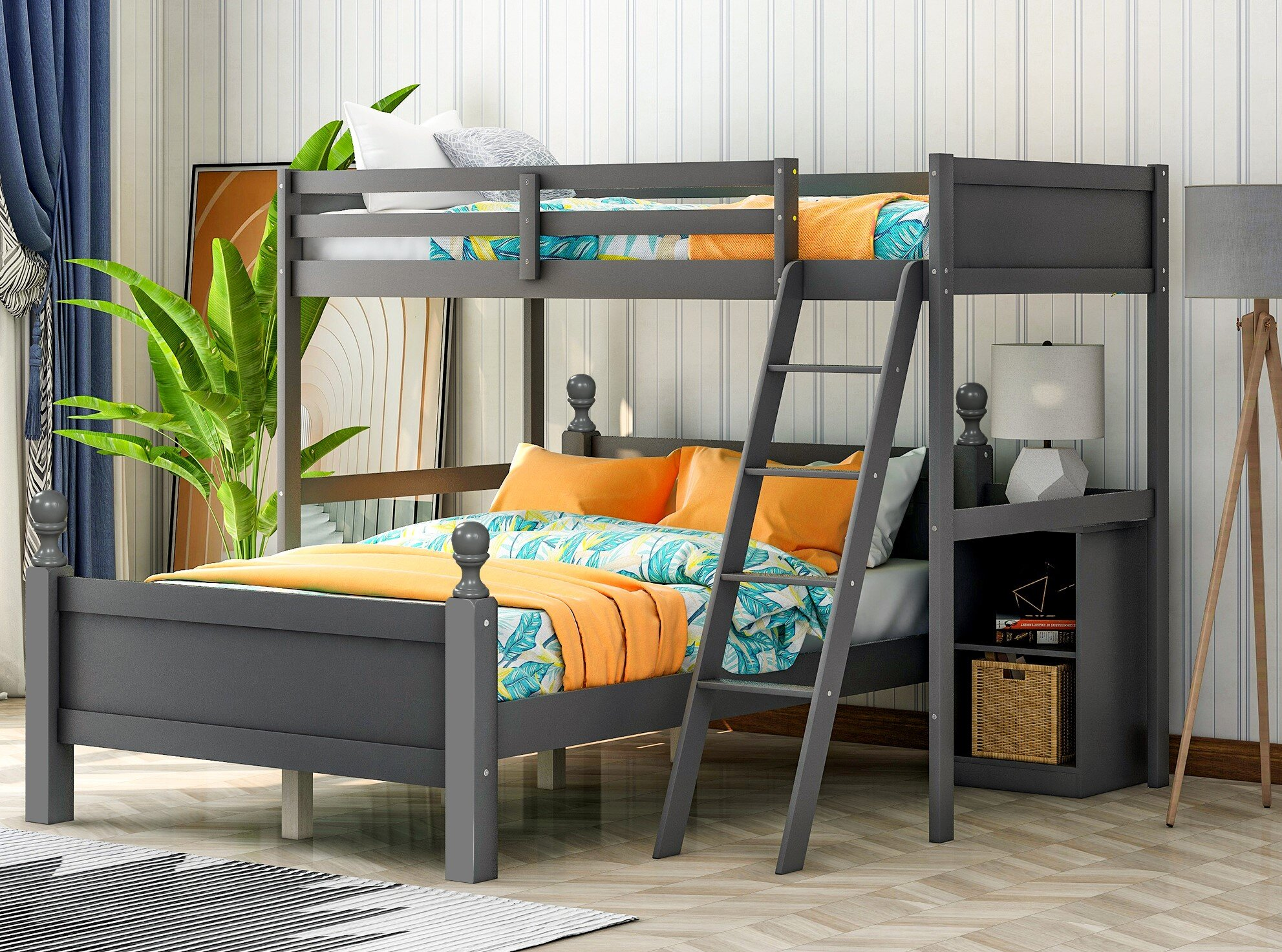 Wayfair L Shaped Bunk Beds You Ll Love In 2021
