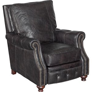 Winslow Leather Manual Recliner