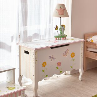 Princess and Frog Toy Chest By Fantasy Fields