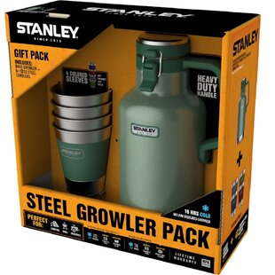 5 Piece Growler Set