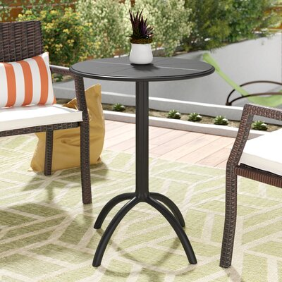 Seitz Bistro Table by Latitude Run Looking for