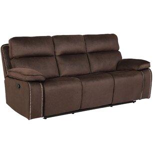 Shop Halbert Reclining Sofa by Red Barrel Studio