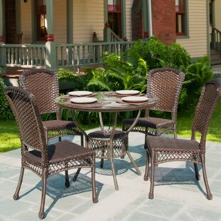 Kuruova Garden 5 Piece Dining Set