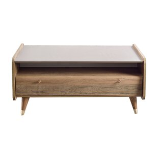 Benoit Coffee Table with Storage
