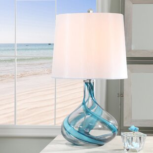 Amayah Art Glass 30 Table Lamp