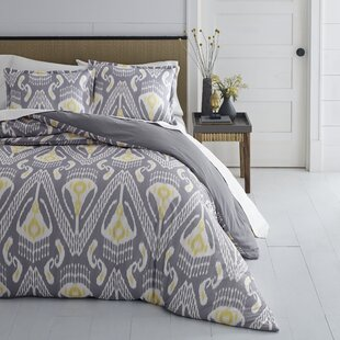 Andrade Reversible Duvet Cover Set