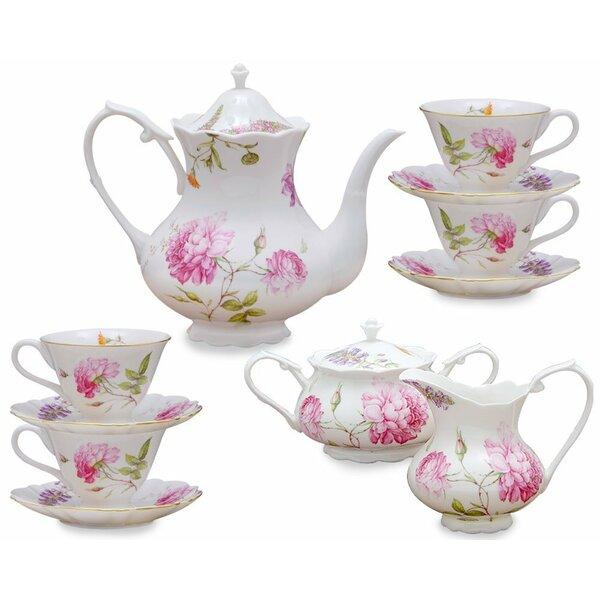 Porcelain Tea Sets Wayfair Ca