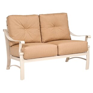Bungalow Love Seat with Cushions