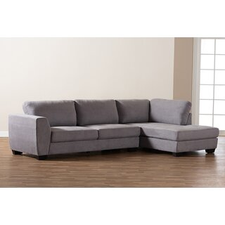 Agneta Right Hand Facing Sectional by Latitude Run SKU:DE429925 Shop