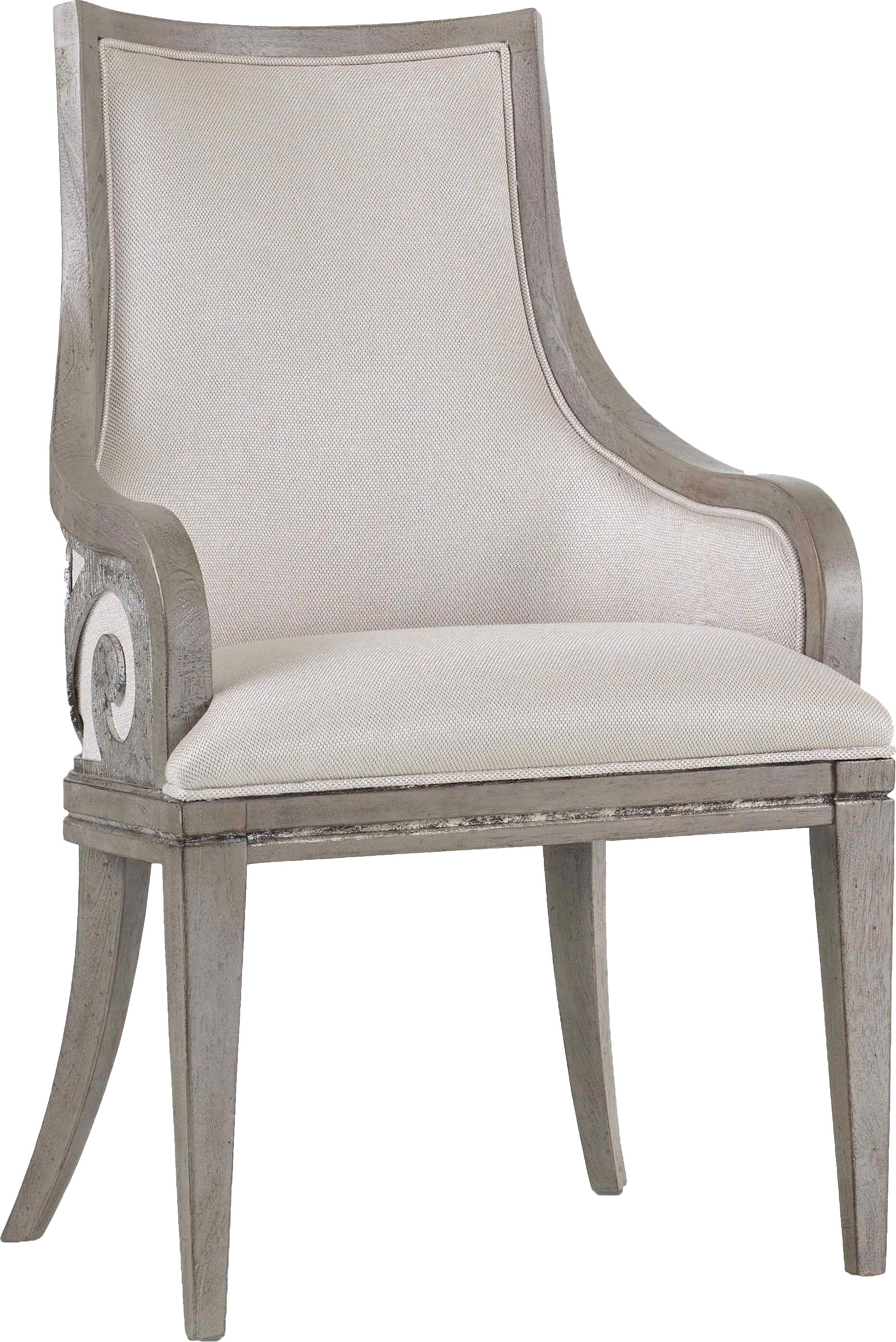 Hooker Furniture Sanctuary Upholstered Dining Arm Chair Wayfair