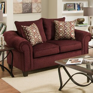 Low priced Alfred Loveseat by Chelsea Home Reviews (2019) & Buyer's Guide