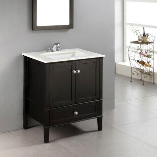 Chelsea 31 Single Bathroom Vanity Set By Simpli Home