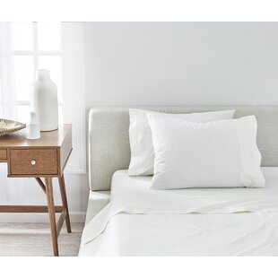 Percale 350 Thread Count Pillowcase Set