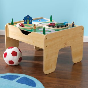 Save & Kids Lego Table With Storage | Wayfair